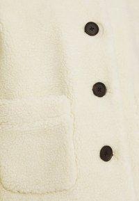 NU-IN - BUTTON SHORT JACKET - Winter jacket - off white - 2