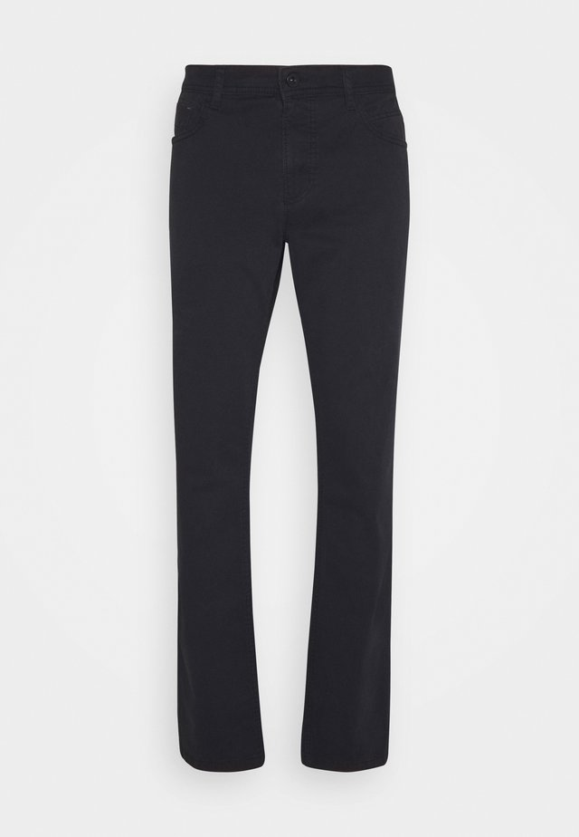 AUTENTIC MODERN - Trousers - navy