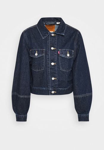 TAILORED TRUCKER - Denim jacket - allow me