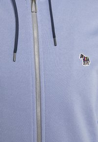 PS Paul Smith - MENS REGULAR FIT ZIP HOODY - Mikina na zip - bright blue - 5