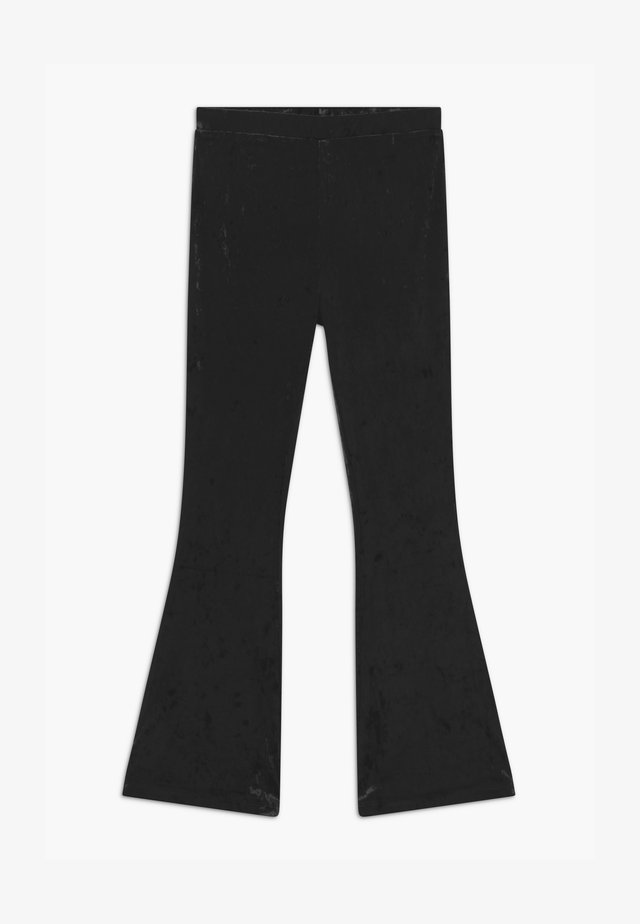 BECKY - Trousers - black