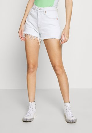 501® ORIGINAL - Denim shorts - trace indigo