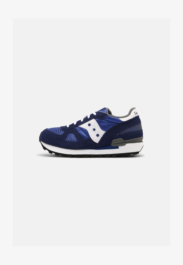 SHADOW ORIGINAL UNISEX - Trainers - blue/white