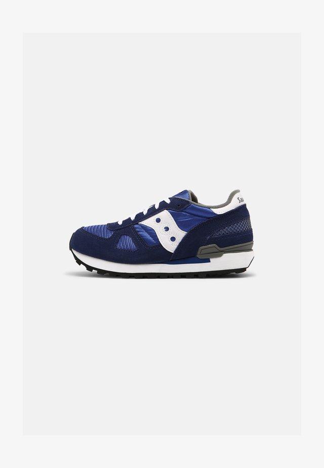 SHADOW ORIGINAL UNISEX - Sneakers laag - blue/white
