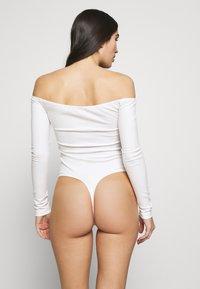 OW Intimates - GERDA BODYSUIT - Body - white - 2