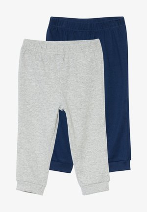 BOY ZGREEN BABY 2 PACK - Teplákové kalhoty - navy