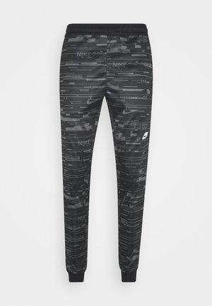 Jogginghose - black/iron grey