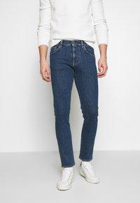 J.LINDEBERG - JAY CRIKEY - Jeans slim fit - mid blue - 0