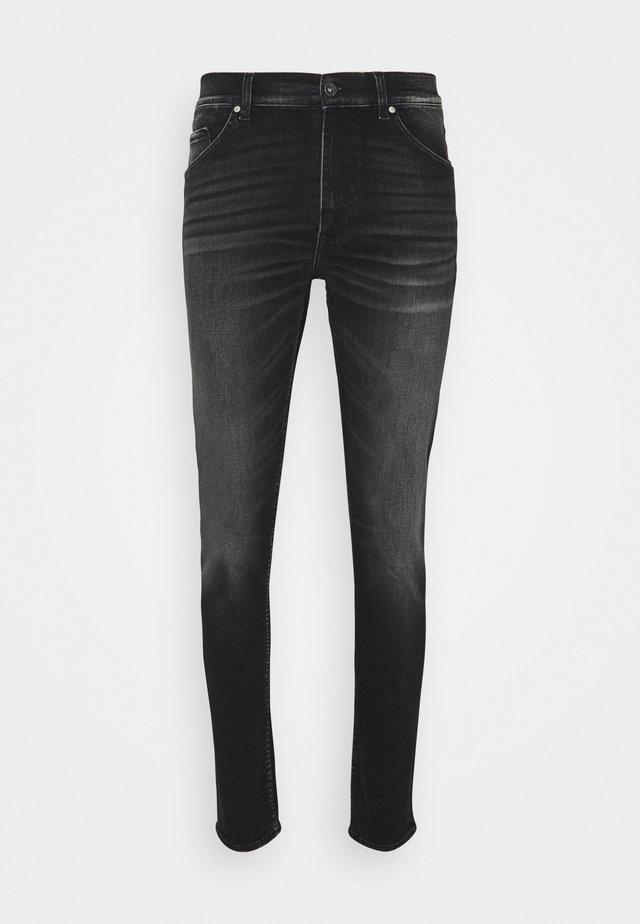 EVOLVE - Jeans Skinny Fit - black
