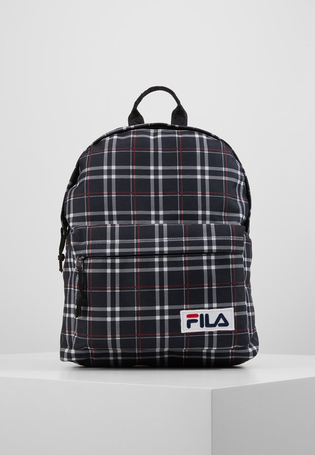 MINI BACKPACK MALMÖ - Rucksack - black