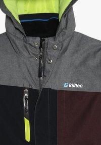 Killtec - LAURIN - Chaqueta de esquí - burgundy - 5