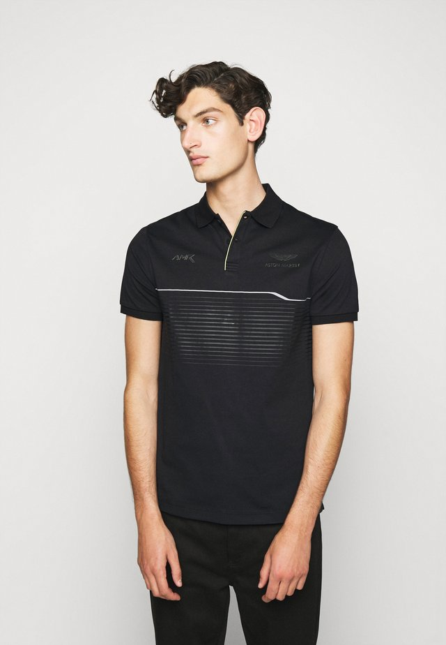 CHEST PANEL - Polo - black