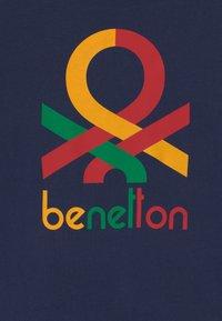 Benetton - BASIC BOY - Sweatshirt - dark blue - 2