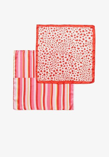 2 PACK  - Headscarf - red