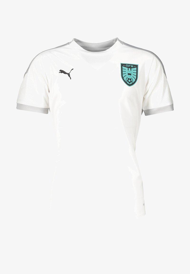 Puma - Print T-shirt - weiss