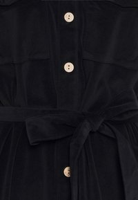 JDY - SOFI - Shirt dress - black - 2