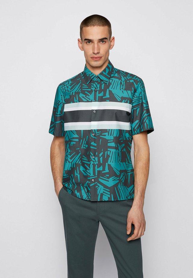 Shirt - dark green