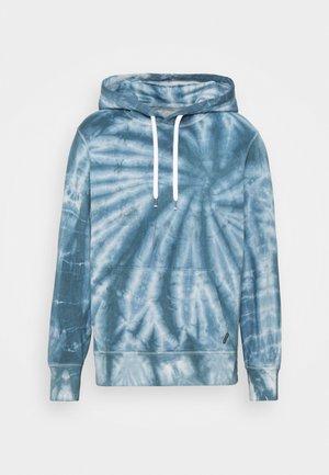 WATERWHEEL HOODIE - Felpa - washed blue