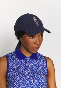 Polo Ralph Lauren Golf - BEAR HAT - Czapka z daszkiem - french navy - 0