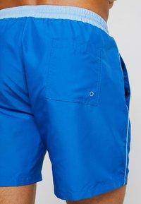 BOSS - STARFISH - Swimming shorts - bright blue - 1