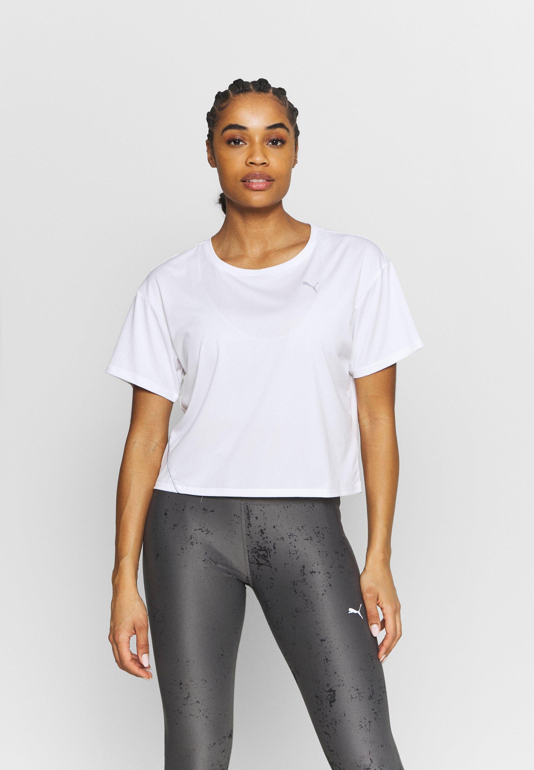 Women RUN COOLADAPT TEE - Basic T-shirt