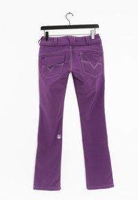 Volcom - Slim fit jeans - purple - 1