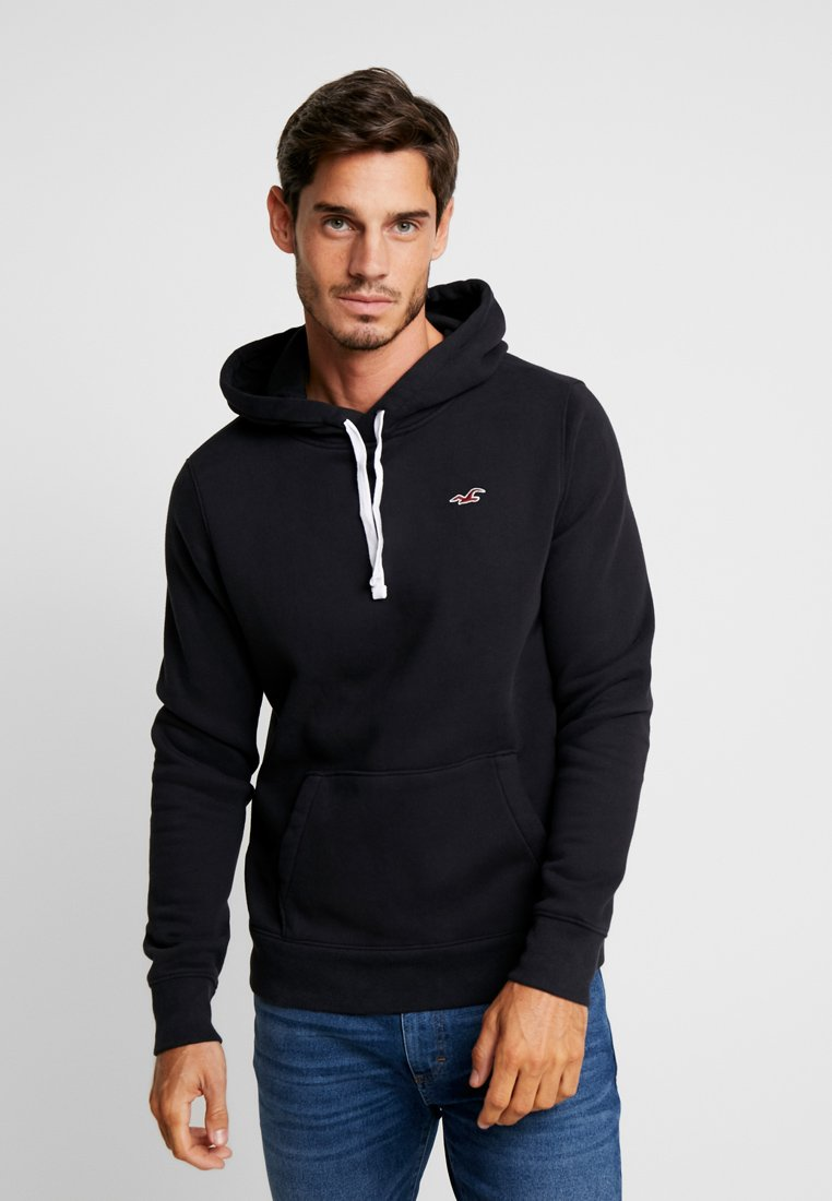 Hollister Co. - CORE ICON - Hoodie - black