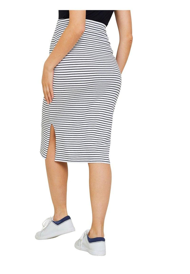 Vertbaudet - Pencil skirt - White