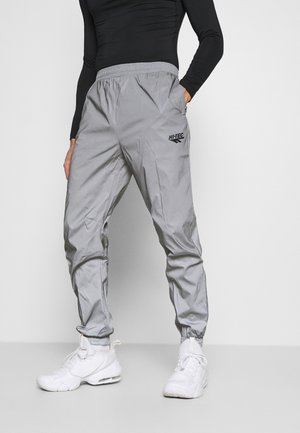 GRAHAM REFLECTIVE TRACK PANTS - Tracksuit bottoms - silver