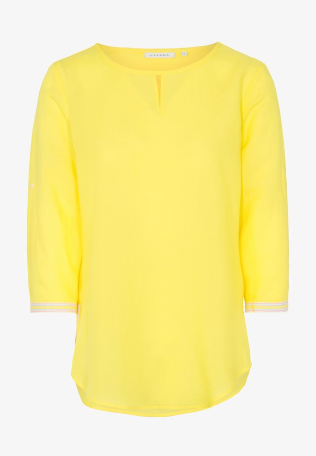 MODERN CLASSIC - Blouse - yellow