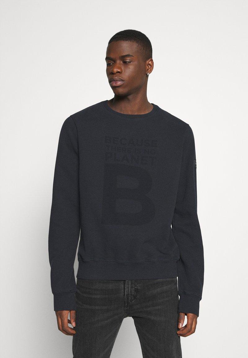 Ecoalf - Sweatshirt - navy