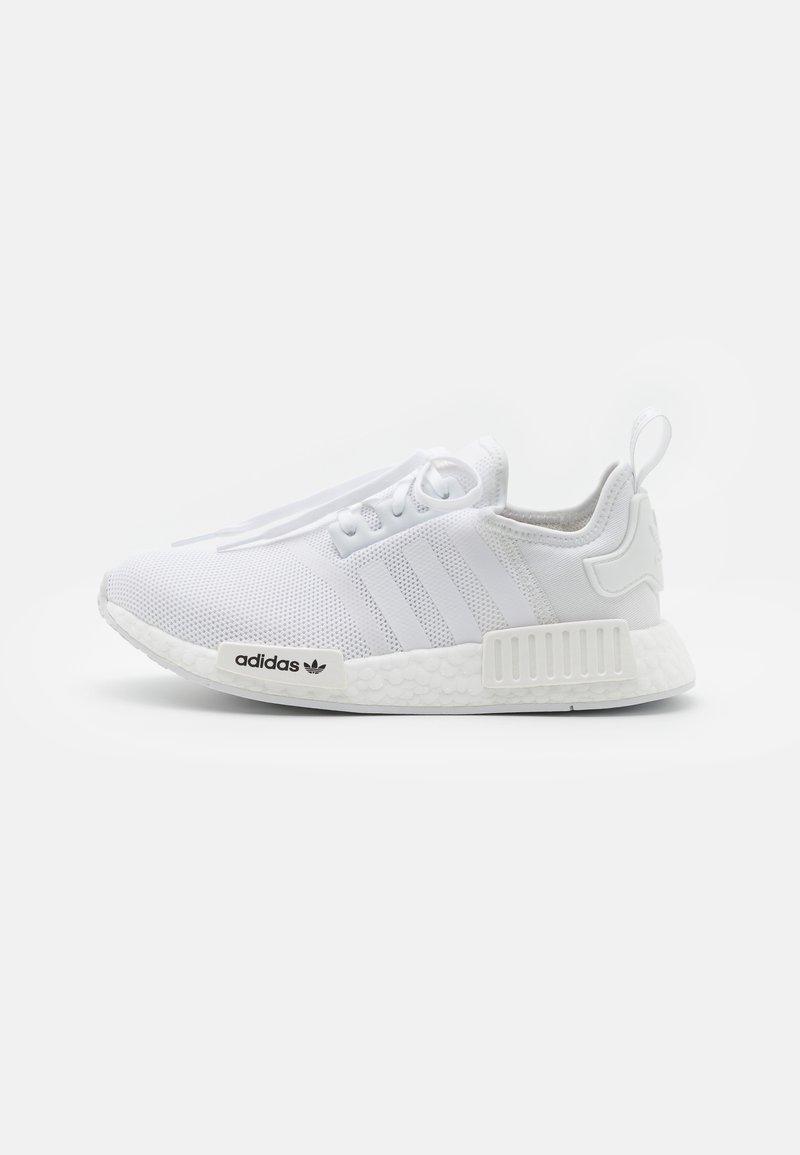 adidas Originals - NMD_R1 UNISEX - Matalavartiset tennarit - footwear white