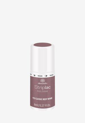 STRIPLAC PEEL OR SOAK 8ML UV-LAMP - VEGAN - Nail polish - rosy wind