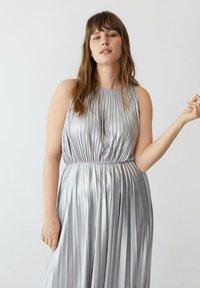 Violeta by Mango - Maxi dress - helllila/pastelllila - 3