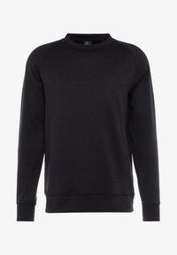 Nike Golf - DRY CREW SWEATER - Club wear - black - 4