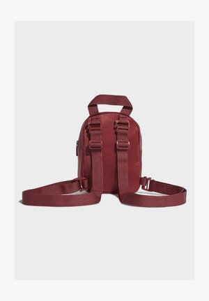 MINI BACKPACK - Plecak - red