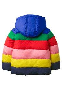 Boden - MIT WATTIERUNG - Winter coat - bunt, regenbogenfarben - 1