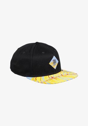 NEW REVERSED - Cap - black