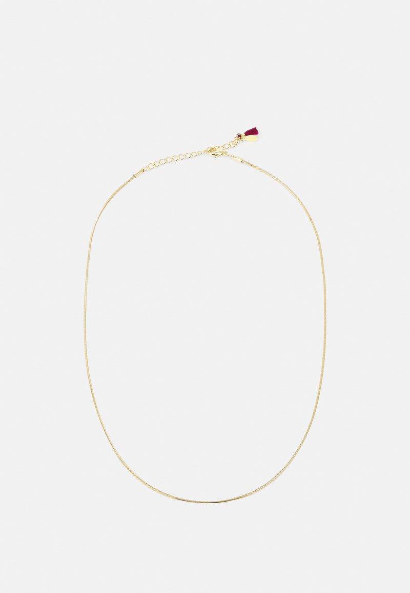 Shashi - PETITE LADY NECKLACE - Necklace - gold-coloured