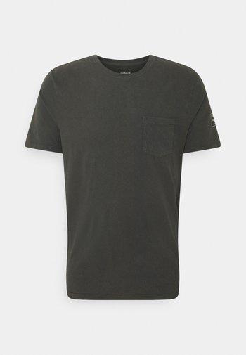 AVANDARO MAN - Print T-shirt - caviar