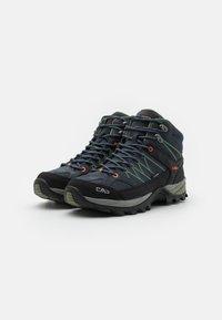 CMP - RIGEL MID TREKKING SHOES WP - Chaussures de marche - antracite/torba - 1