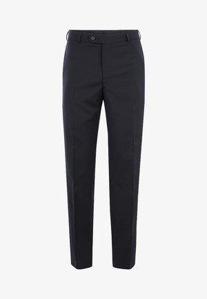 Suit trousers - dark blue