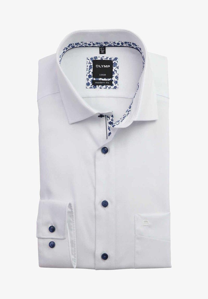 OLYMP - MODERN FIT  - Formal shirt - weiß