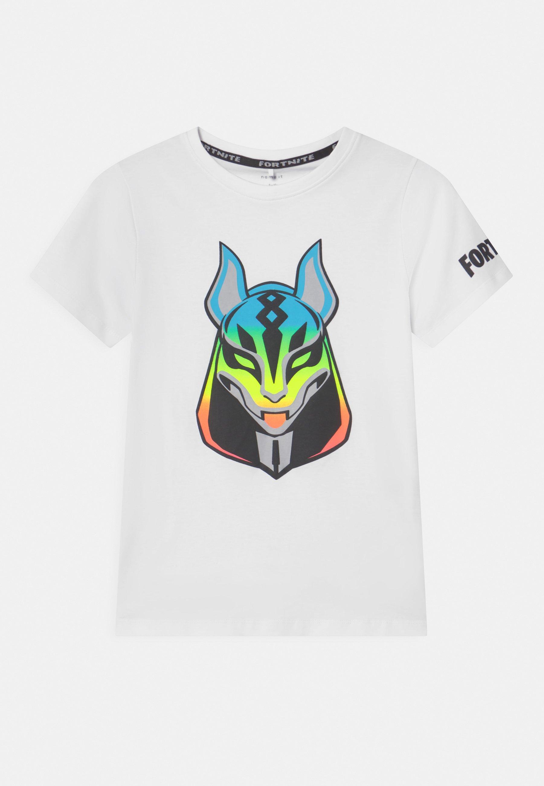 Bambini NKMFORTNITE - T-shirt con stampa