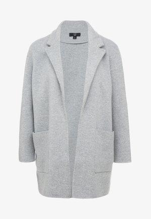 SOPHIE OPEN FRONT - Żakiet - heather grey