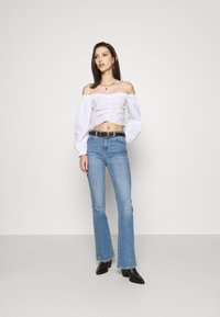 Miss Selfridge - BARDOT - Blouse - white - 1