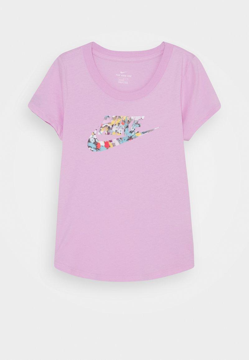 Nike Sportswear - TEE DYE SCOOP FUTURA - T-shirt imprimé - arctic pink