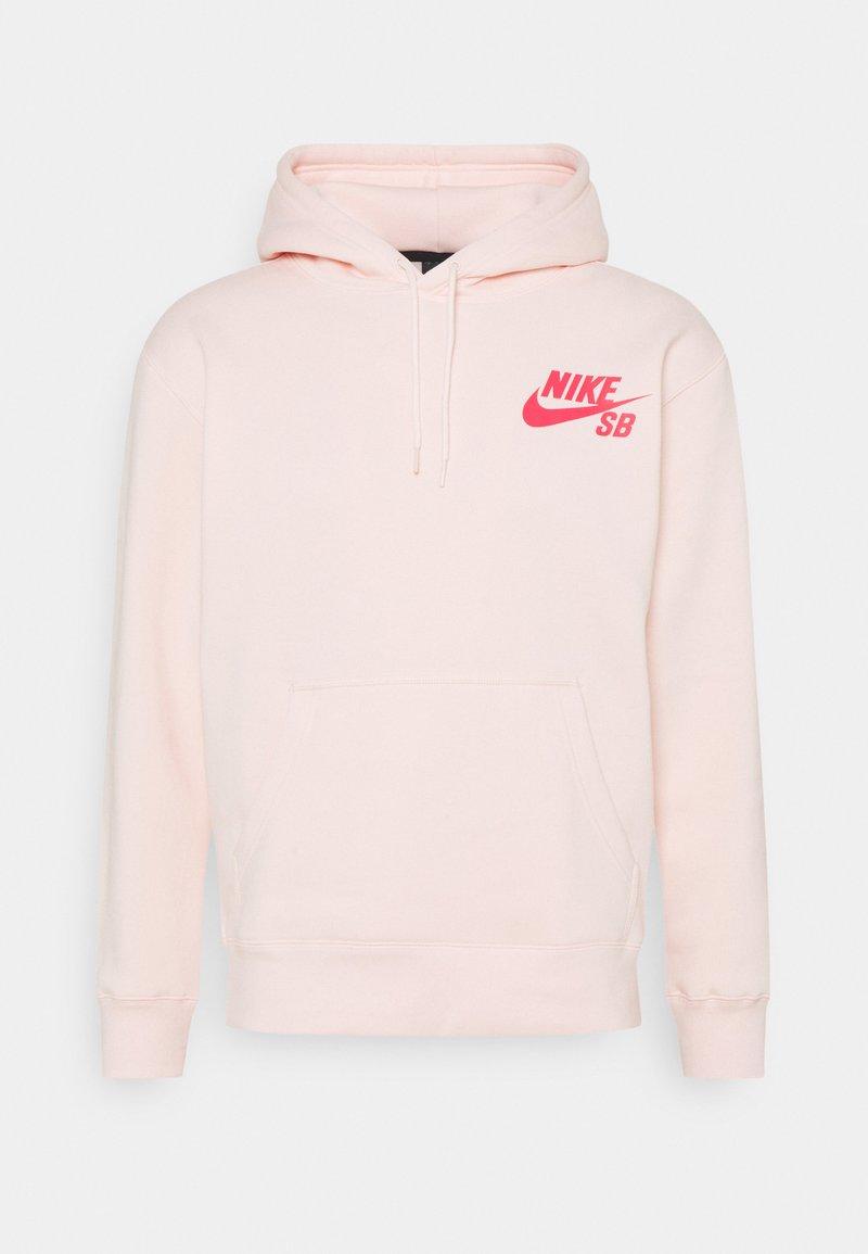 Nike SB - ICON HOODIE UNISEX - Hoodie - orange pearl/fusion red