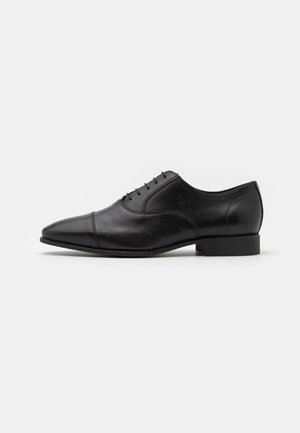 UOMO HIGH LIFE - Lace-ups - black
