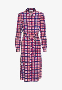 LK Bennett - EVELYN - Košilové šaty - cerulean multi - 7